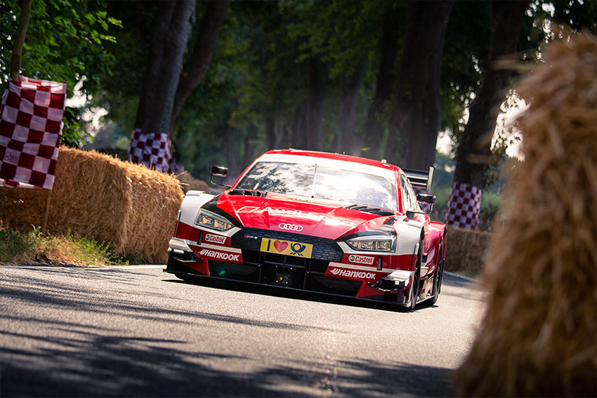 Classic Days Audi DTM Cannoneer